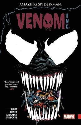 Marvel Comics - Amazing Spider-Man - Venom Inc.
