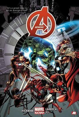Marvel Comics - Avengers - Volume 3 - Hardcover
