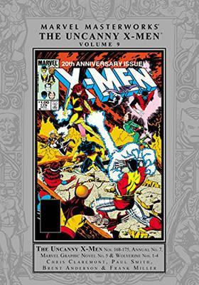 Marvel Comics - Marvel Masterworks - The Uncanny X-Men - Volume 9