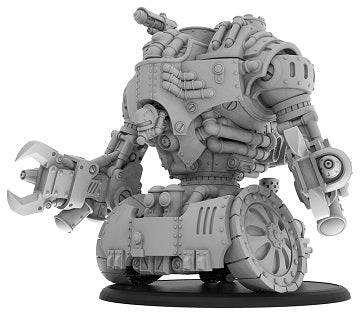 Warmachine - Golden Crucible - Vulcan Colossal Warjack - PIP 37022