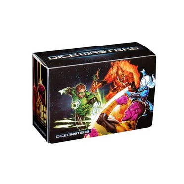 Wizkids - DC Comics - Dice Masters Team Box - War of Light