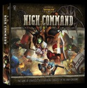 Warmachine - High Command Deck-Building Game Privateer Press | Cardboard Memories Inc.