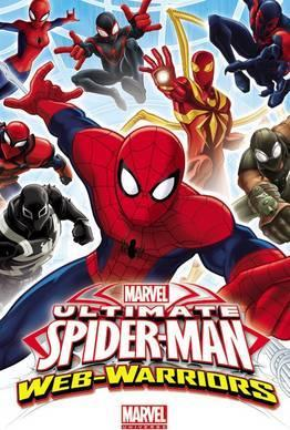 Marvel Comics - Ultimate Spider-Man - Web-Warriors - Volume 1