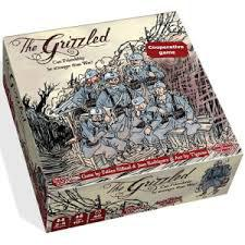The Grizzled Co-operative Game Cool Mini or Not | Cardboard Memories Inc.