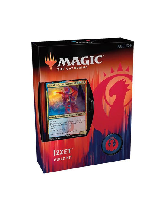 Magic the Gathering - Guilds of Ravnica Guild Kit - Izzet