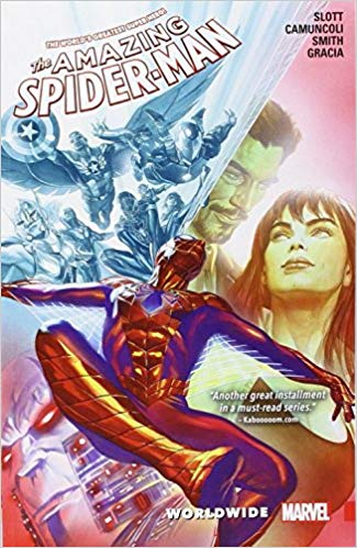 Marvel Comics - Amazing Spider-Man - Worldwide - Volume 3