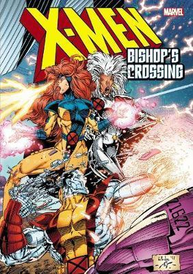 Marvel Comics - X-Men - Bishops Crossing
