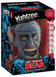 Yahtzee - The Walking Dead Collector's Edition Usaopoly | Cardboard Memories Inc.