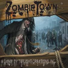Zombie Town Twilight Creations | Cardboard Memories Inc.
