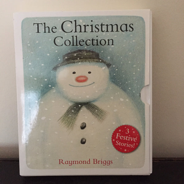 Humford Mill Books Christmas Blog - The 'Christmas' Books of  Raymond Briggs