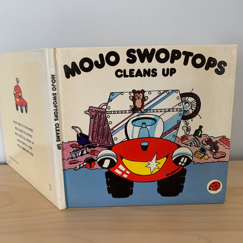 Mojo Swoptops Cleans Up
