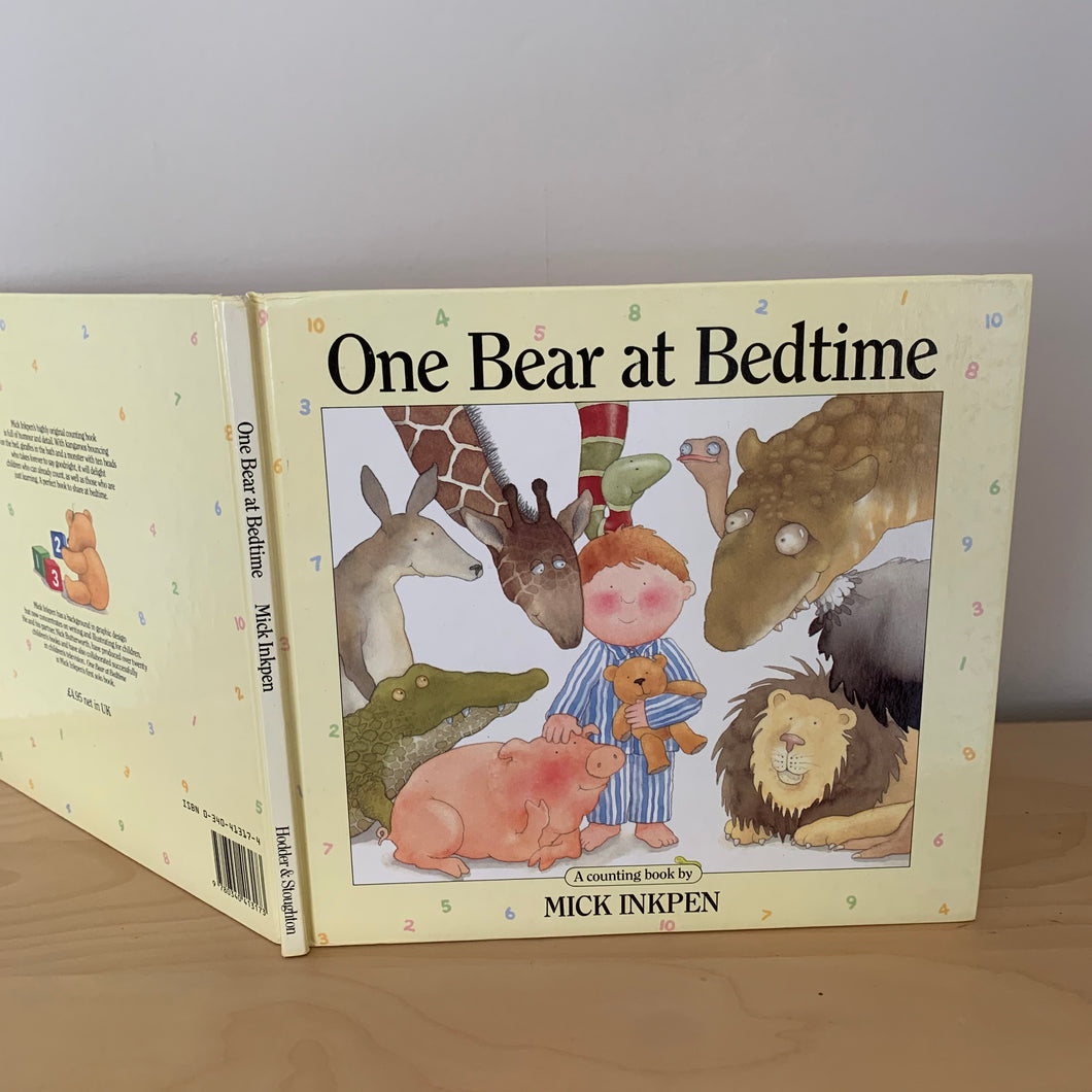 One Bear at Bedtime (signed)