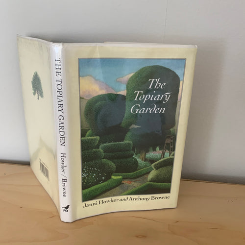 The Topiary Garden (signed by Anthony Browne)