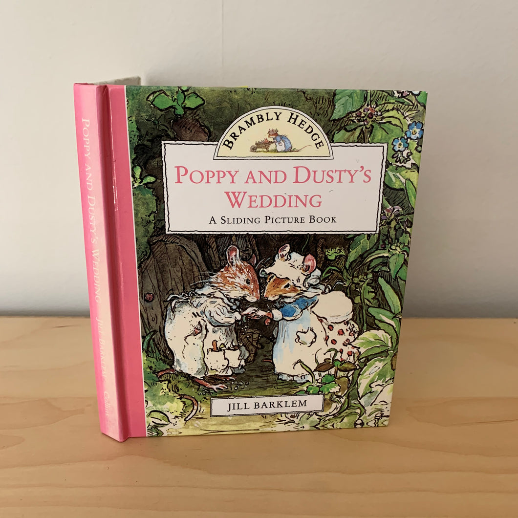 Brambly Hedge: Poppy And Dusty's Wedding - A Sliding Picture Book