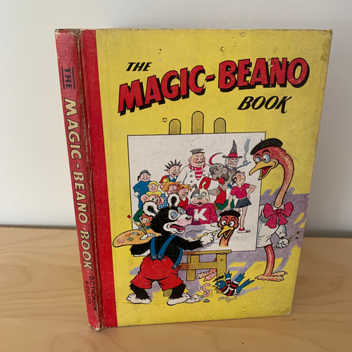 The Magic-Beano Book - 1950