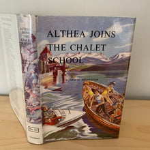 Althea Joins The Chalet School