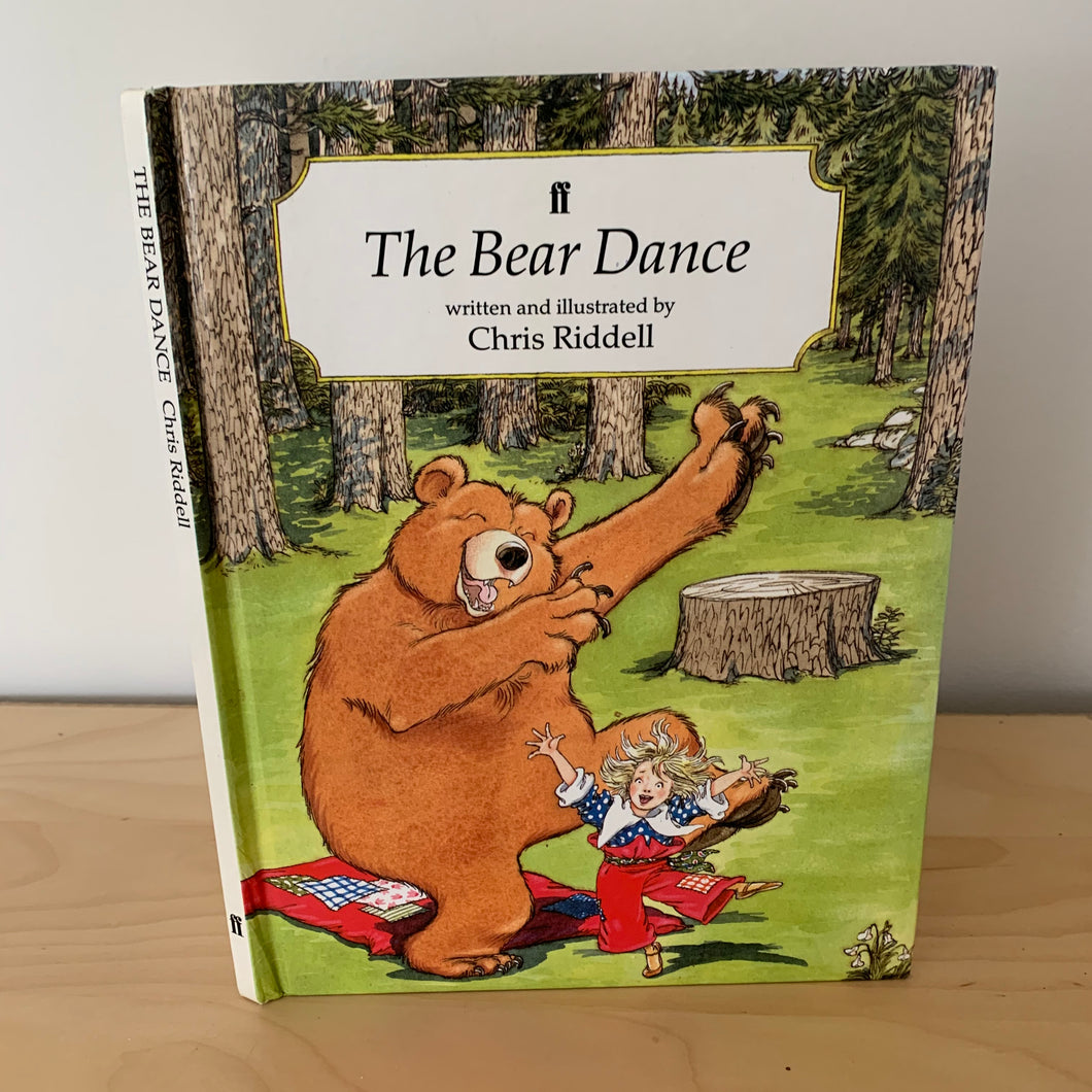 The Bear Dance