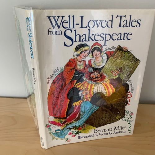 Well-Loved Tales from Shakespeare