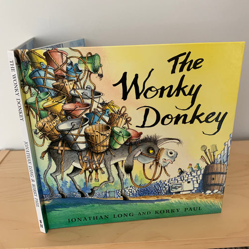 Long, Jonathan 'The Wonky Donkey' (signed)