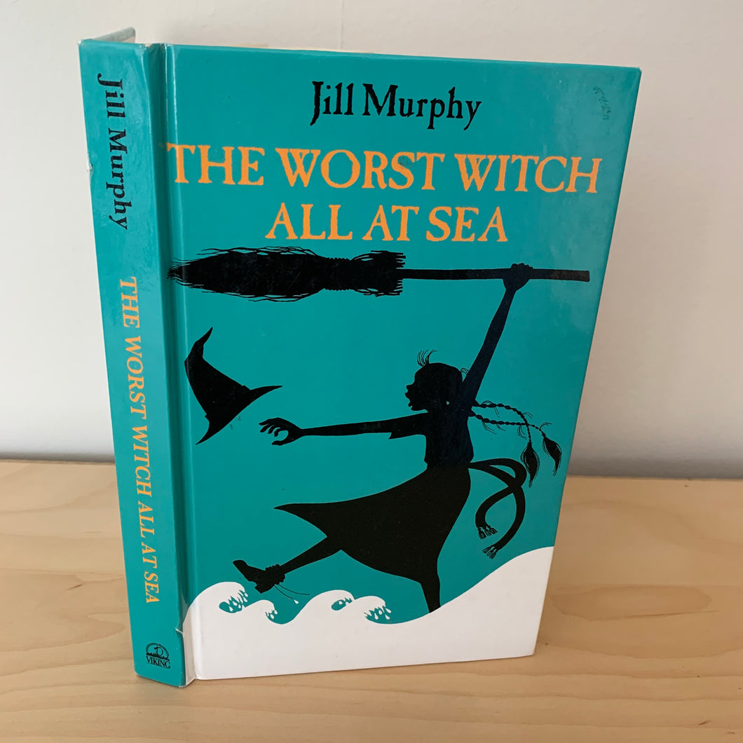 The Worse Witch All At Sea