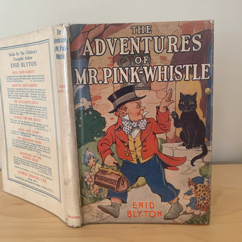 The Adventures of Mr Pink-Whistle