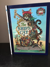 The Ship's Cat. Complete with promotional poster