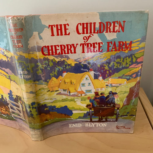 The Children of Cherry Tree Farm - A Tale of the Countryside