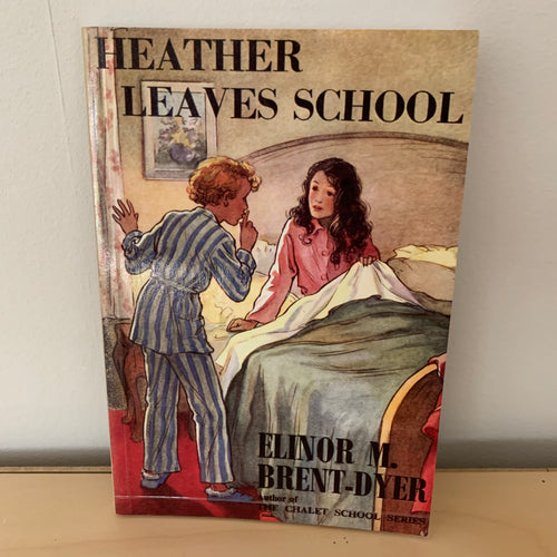 Heather Leaves School