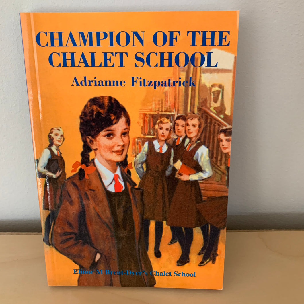 Champion of the Chalet School