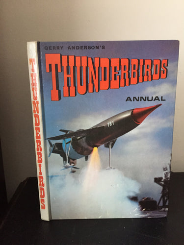 Thunderbirds Annual 1968