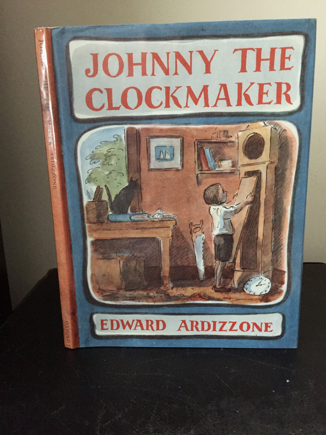 Johnny The Clockmaker