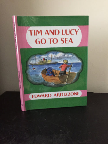 Tim And Lucy Go To The Sea