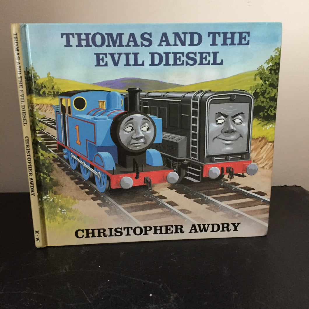 Thomas and the Evil Diesel
