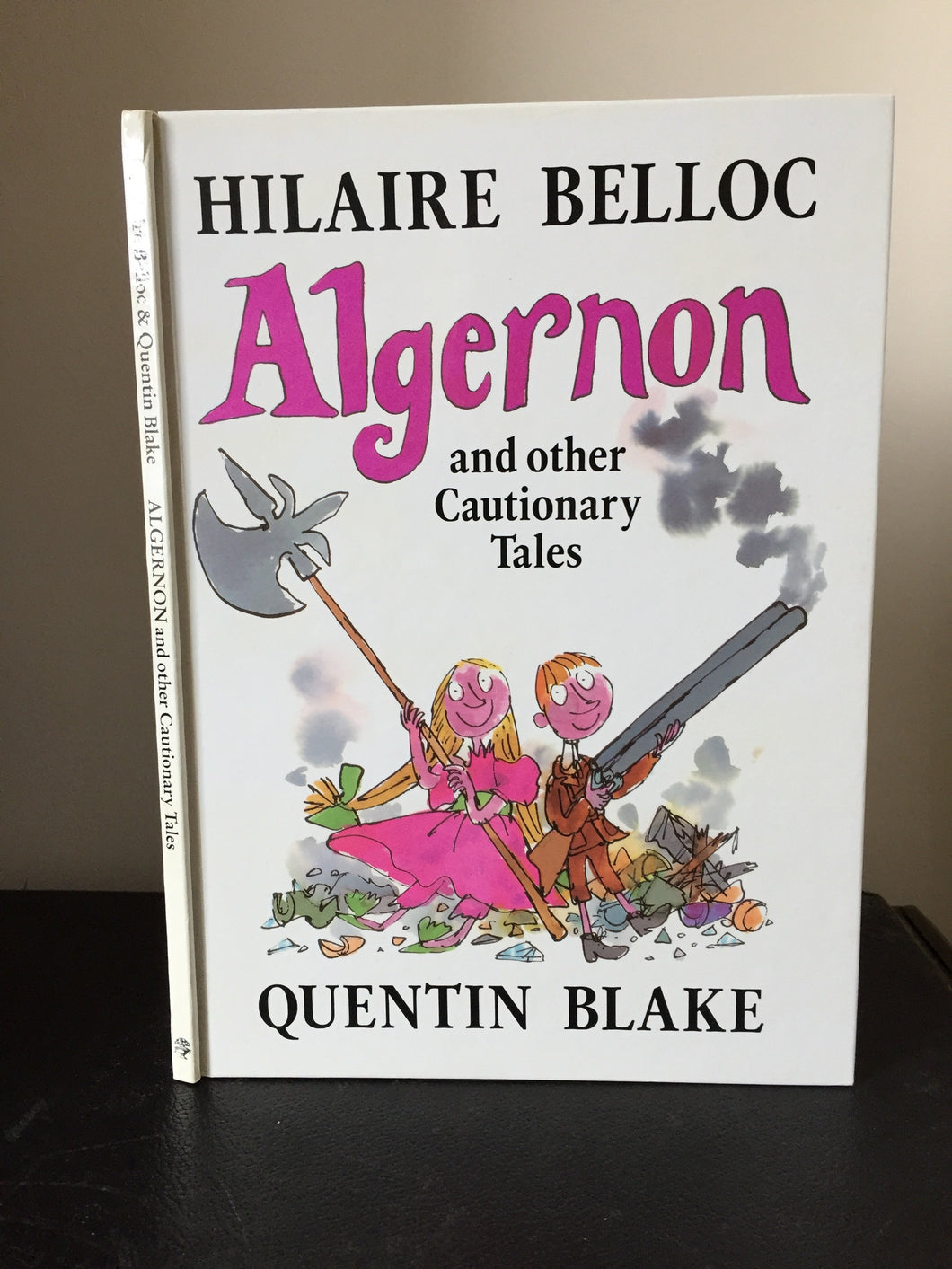 Algernon and other Cautionary Tales