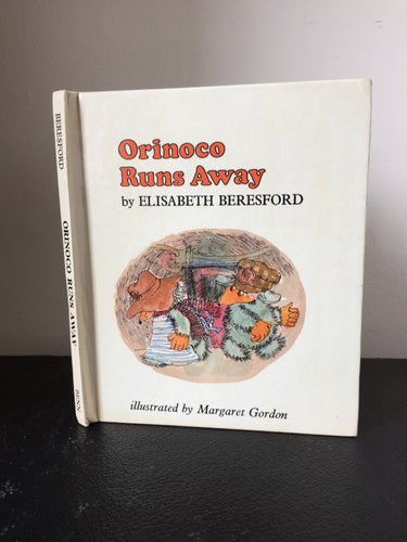 Orinoco Runs Away. A Little Wombles Book