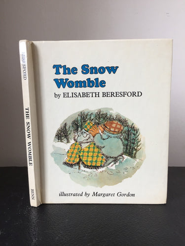 The Snow Womble. A Little Wombles Book