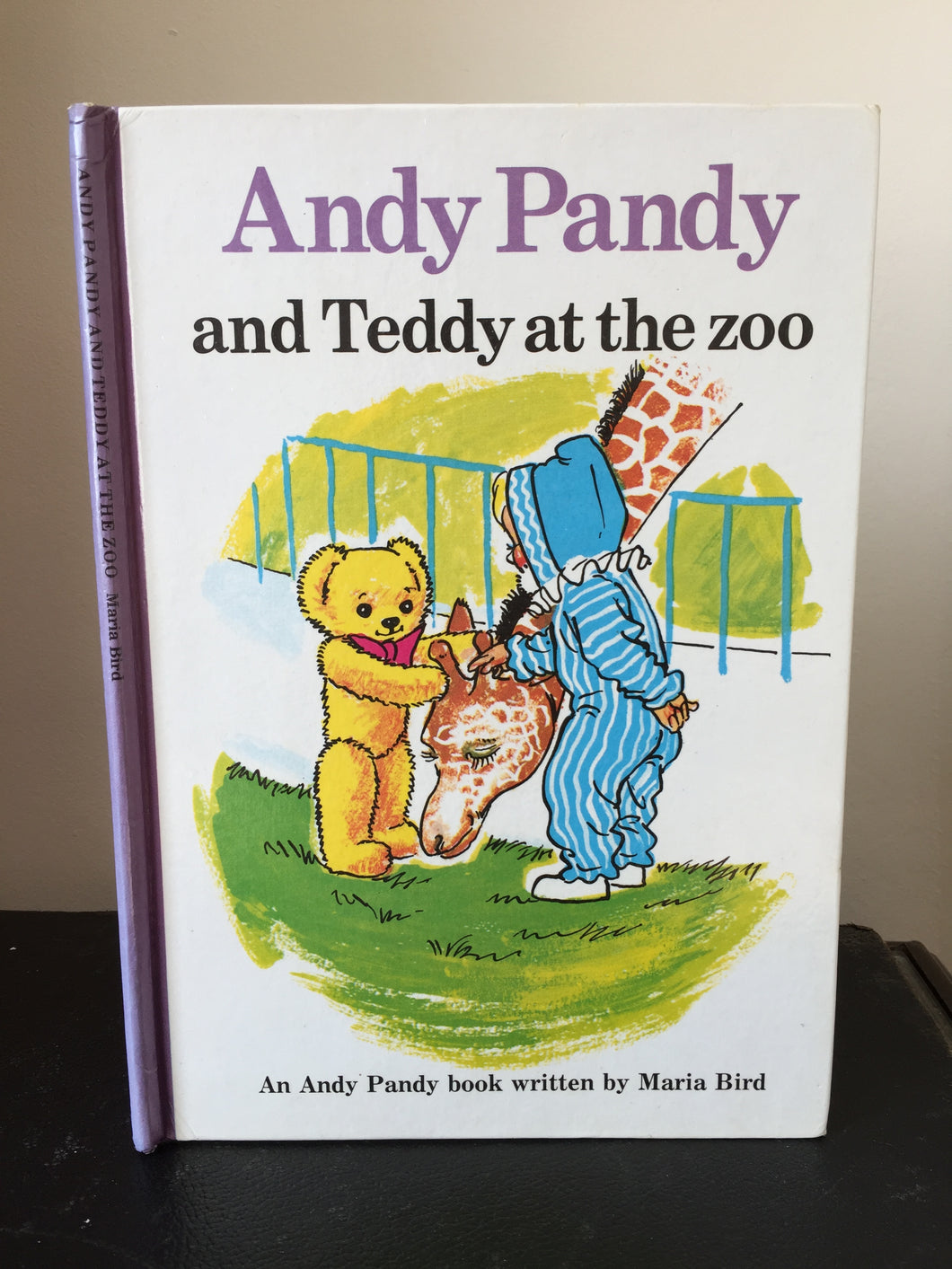 Andy Pandy and Teddy at the Zoo