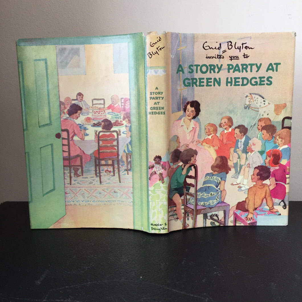 A Story Party At Green Hedges