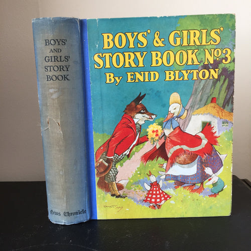 Boys & Girls Story Book No.3