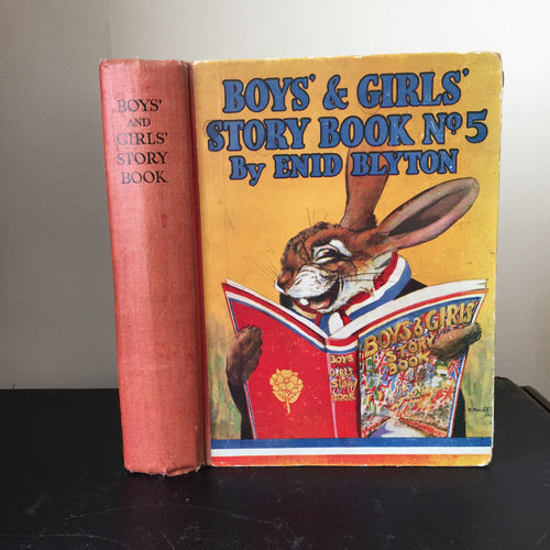 Boys & Girls Story Book No.5