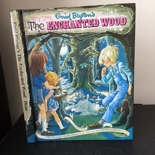 Enid Blyton's The Enchanted Wood. The Deluxe Edition