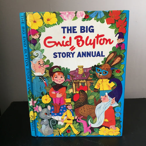 The Big Enid Blyton Story Annual