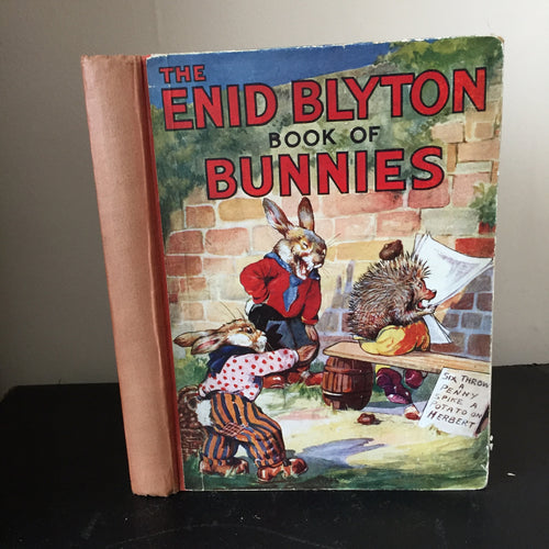 The Enid Blyton Book of Bunnies (Binkle & Flip)