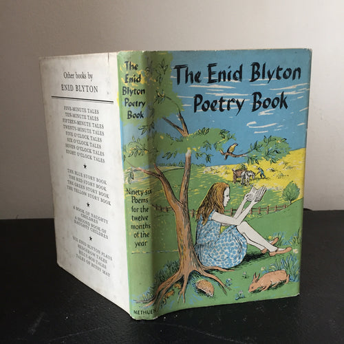 The Enid Blyton Poetry Book