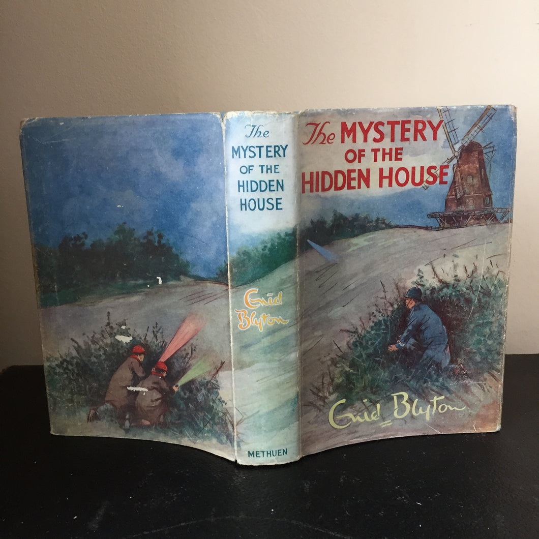 The Mystery of the Hidden House. Being the Sixth Adventure of The Five Find-Outers and Dog