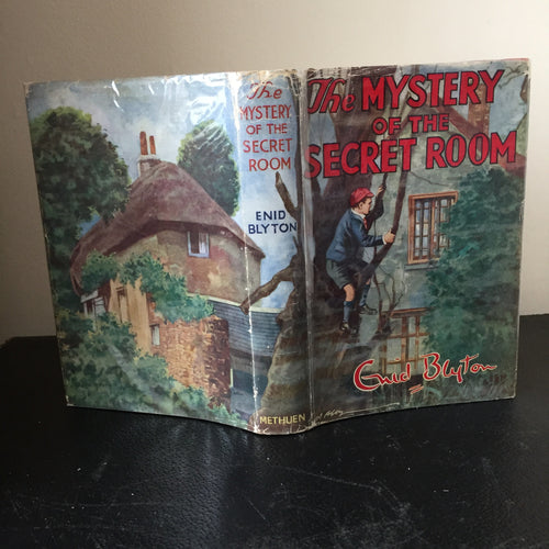 The Mystery of the Secret Room Being the Third Adventure of The Five Find-Outers and Dog