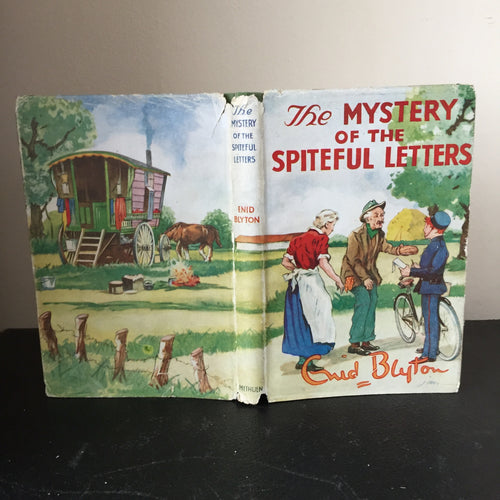 The Mystery of the Spiteful Letters. Being the Fourth Adventure of The Five Find-Outers and Dog