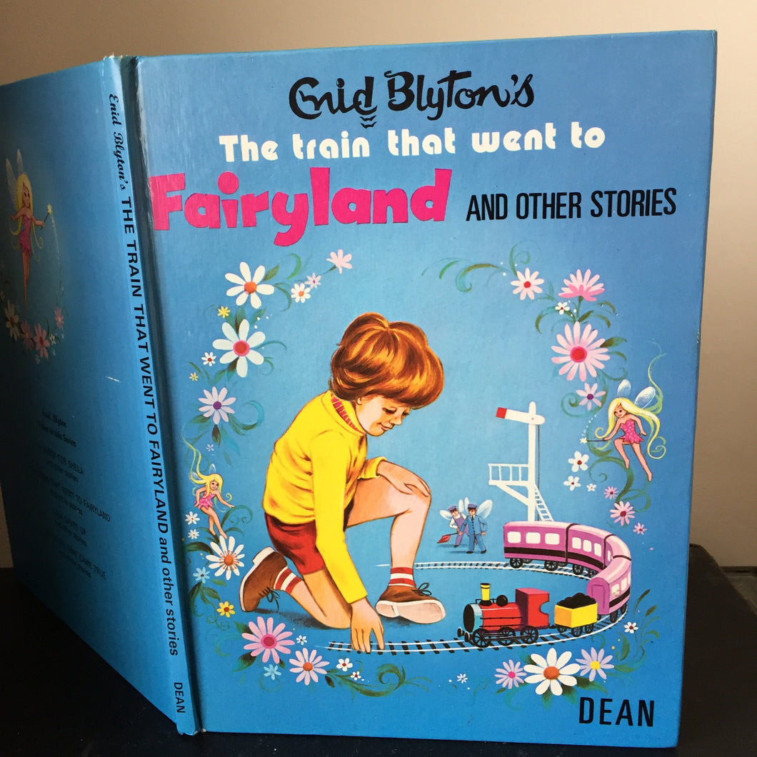 The Train that went to Fairyland and other stories