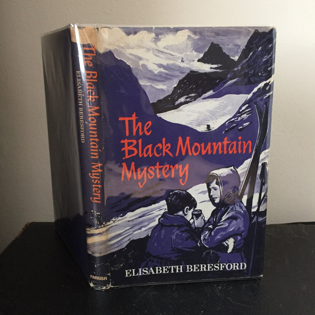 The Black Mountain Mystery