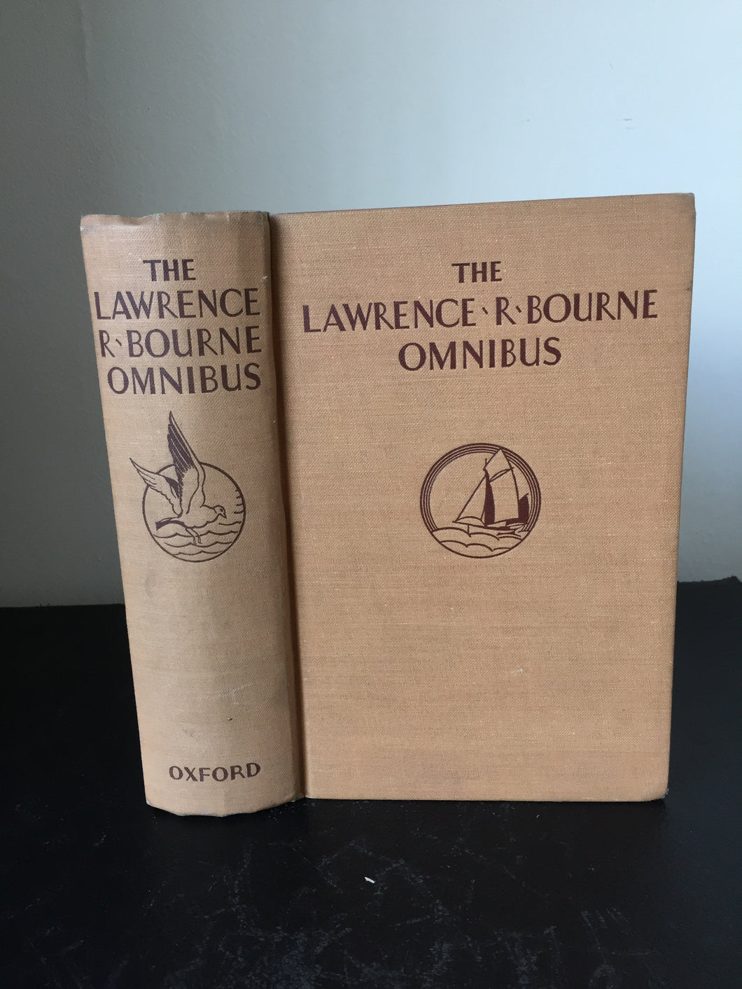The Lawrence R. Bourne Omnibus